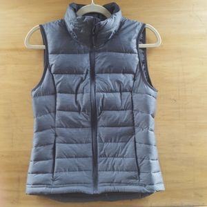 Tangerine brand quilted puffer vest, S